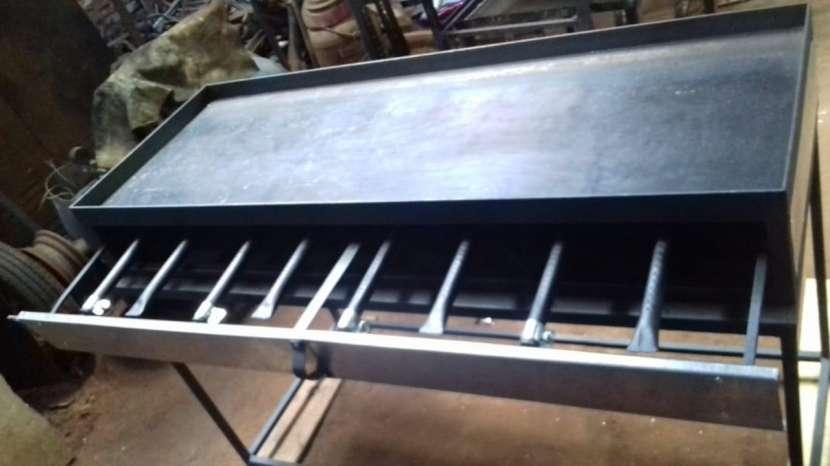 Plancha para Lomitería de 1,40 × 0,50 m - 9