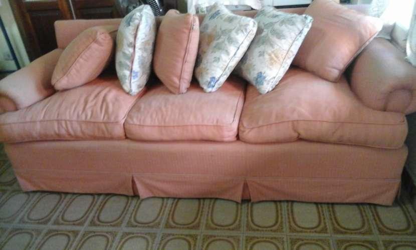 Sofá de 3 cuerpos - 1