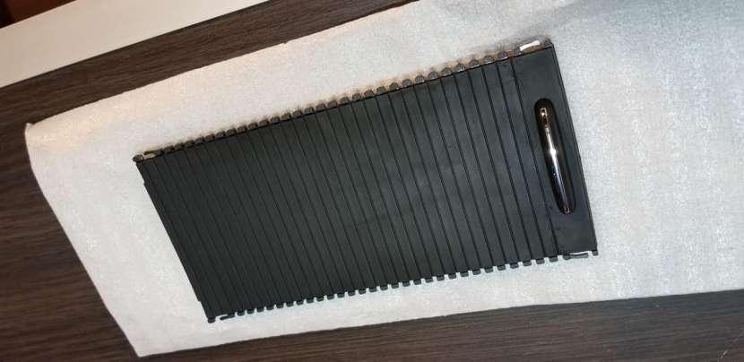 Cortina nueva para porta objetos de w204 - 0