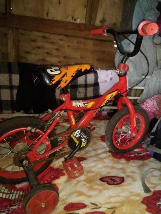 Bicicleta para niño de 3 a 6 años - 0
