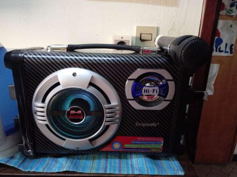 Karaoke Ecopower - 2