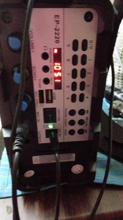Karaoke Ecopower - 1