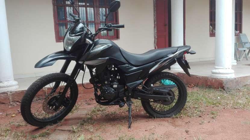Moto Taiga Arizona 150 cc