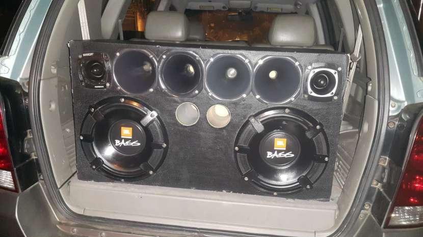 Equipo de sonido - 0