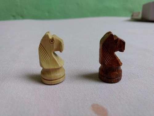 Juego de Ajedrez Magnético de lujo hecho en India - 5