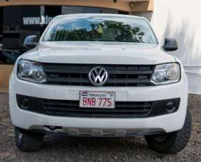 VW Amarok 4X4 2013 TDI