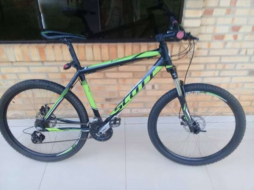 Bicicleta Scott Aspect 670 tamaño L aro 26 - 0