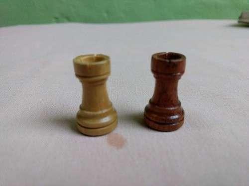 Juego de Ajedrez Magnético de lujo hecho en India - 7
