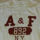 Remera Abercrombie & Fitch Original - 0