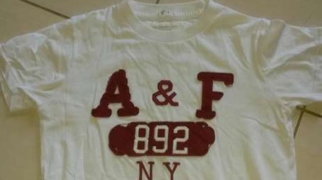 Remera Abercrombie & Fitch Original