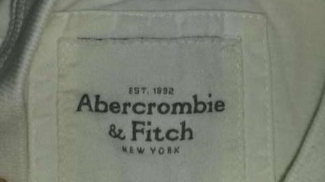 Remera Abercrombie & Fitch Original - 1