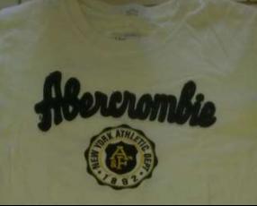 Remera Abercrombie & Fitch Original