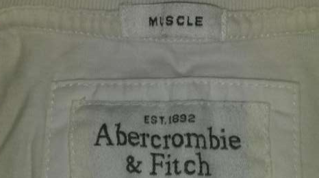 Remera Abercrombie & Fitch Original - 1