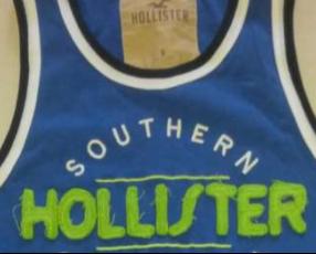 Camisilla Hollister Original