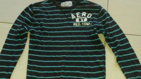 Remera Manga Larga Aeropostale Original