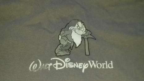 Remera Walp Disney World Original - 1