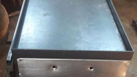 Plancha para Lomitería de 1,40 × 0,50 m - 2