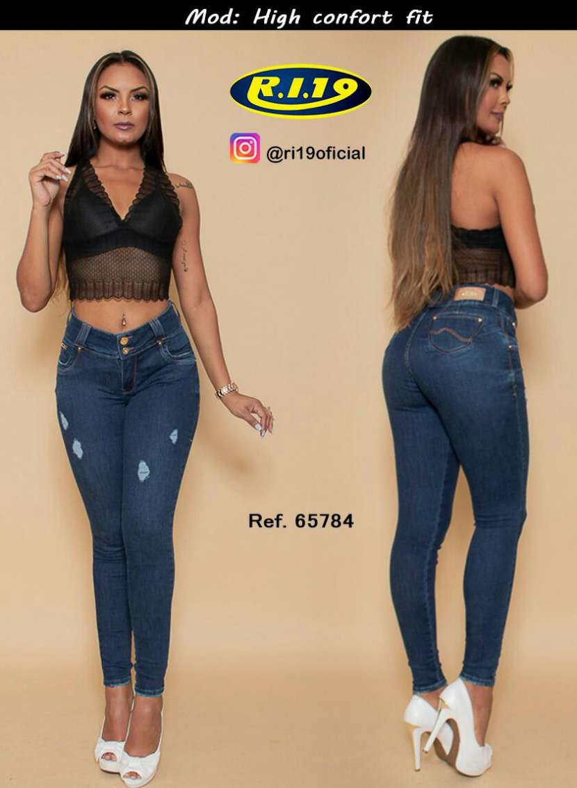 Jeans R.I 19 - 0