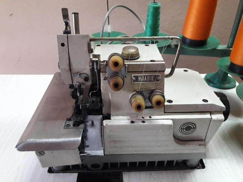 Maquina de coser industrial overlock - 0