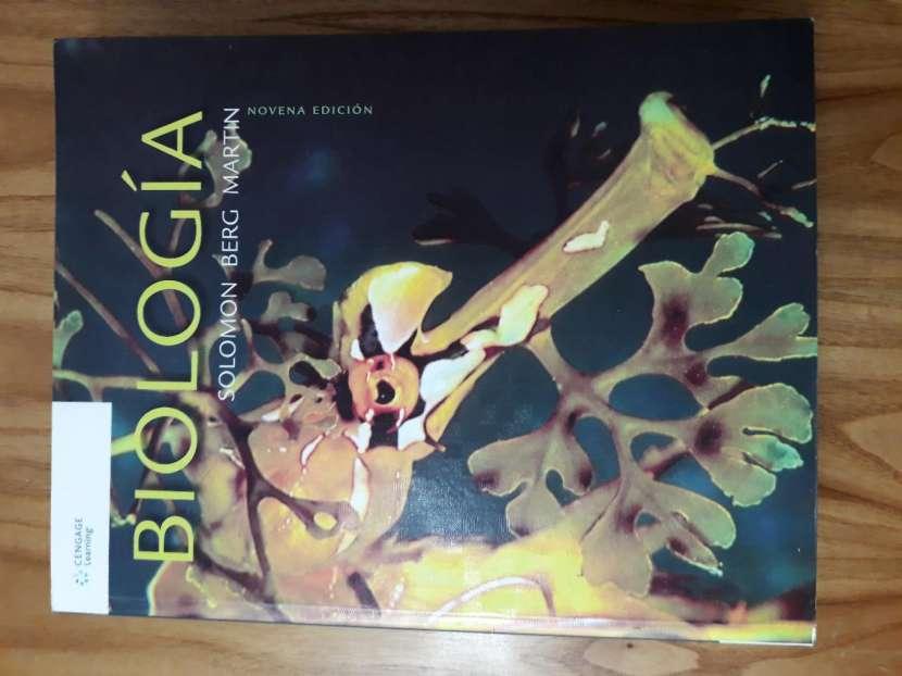 Libro de Biología de SOLOMON - 0