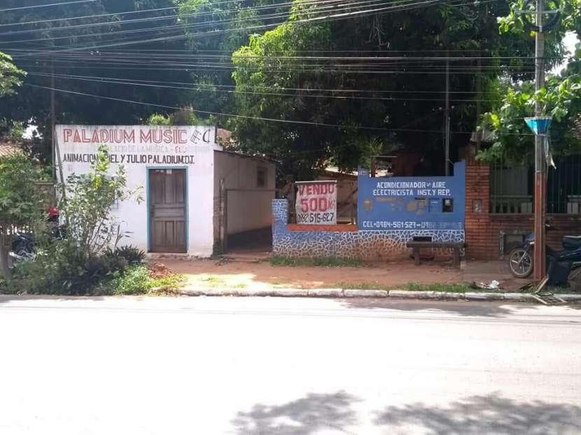 Propiedad en Fernando de la Mora zona Sur