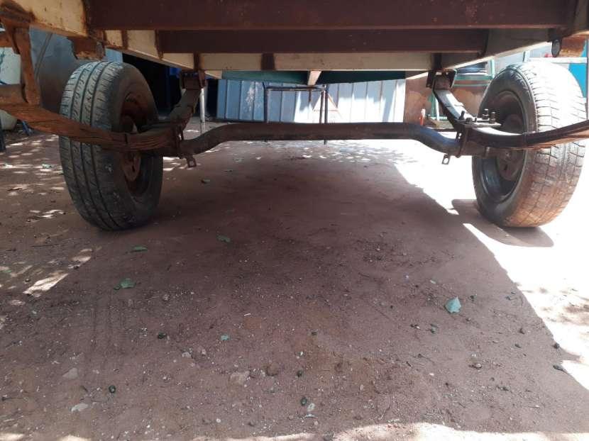 Acoplado para Camioneta - 1