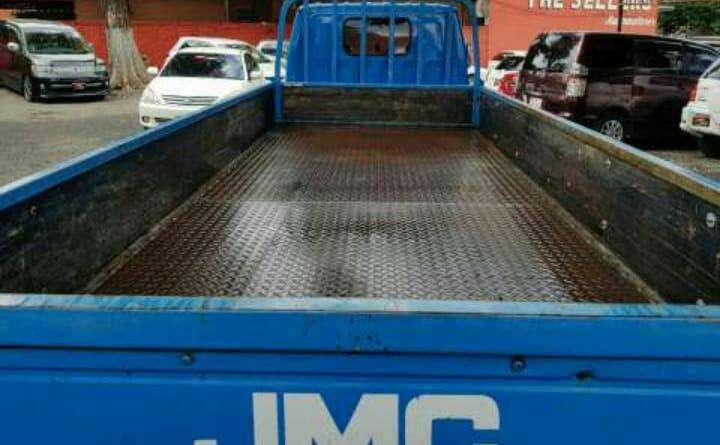 JMC 2013 mecánico diésel - 2