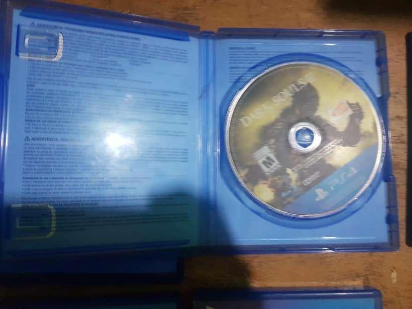 Discos de PS4 - 3