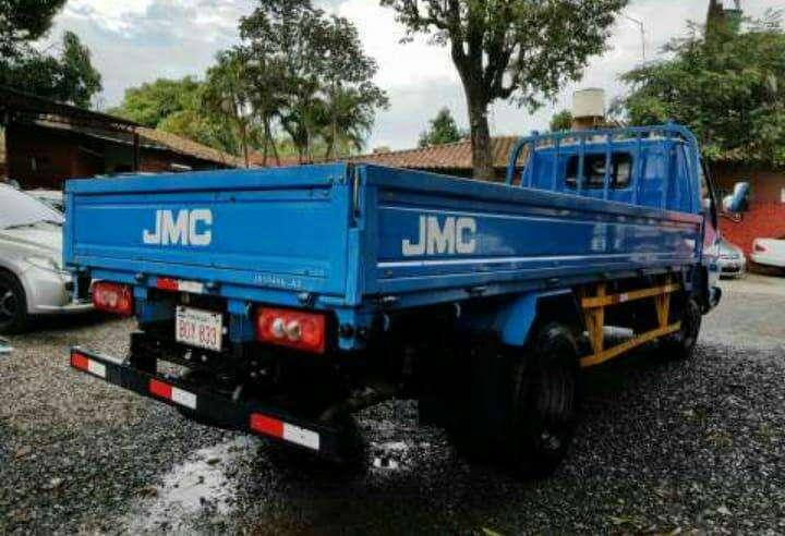 JMC 2013 mecánico diésel - 4