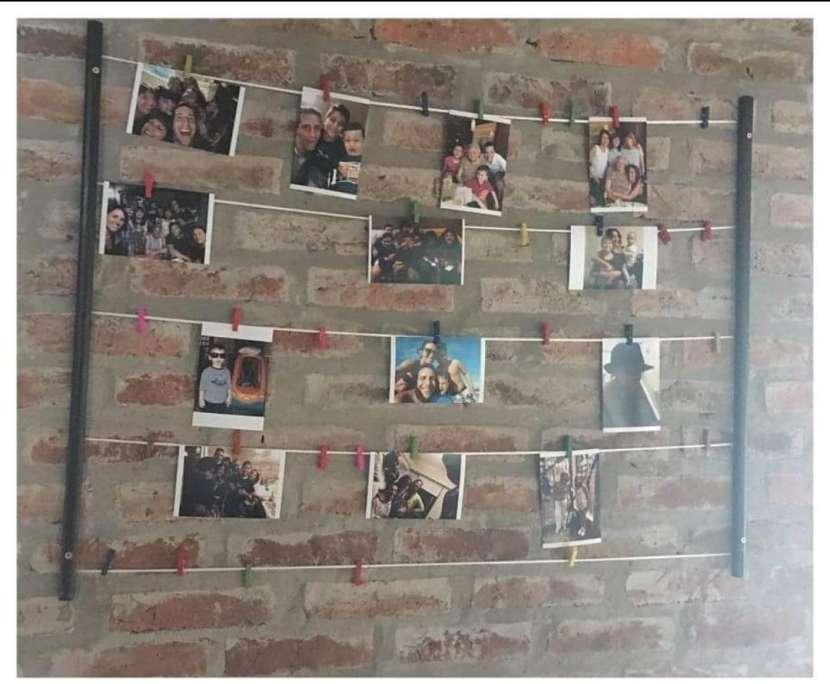 Fotos colgantes LOVE - 4