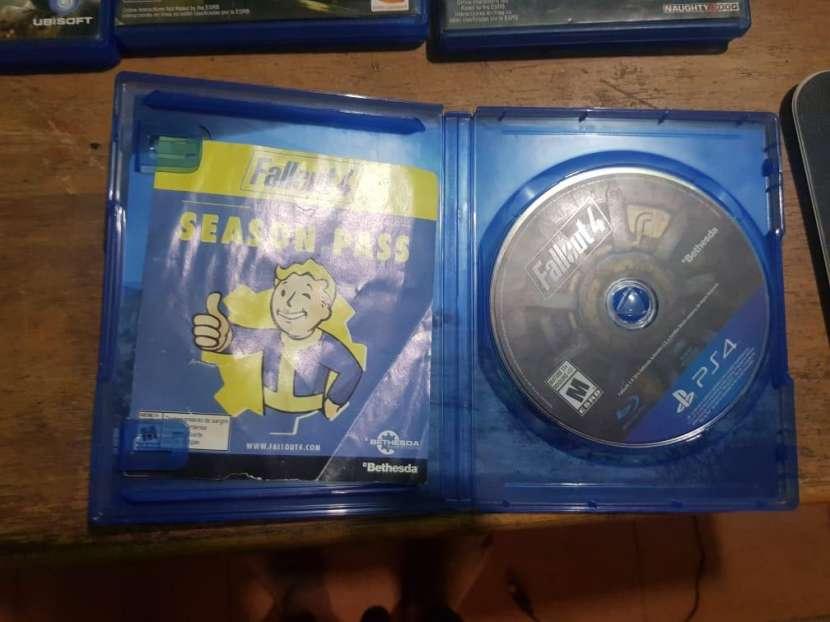 Discos de PS4 - 6