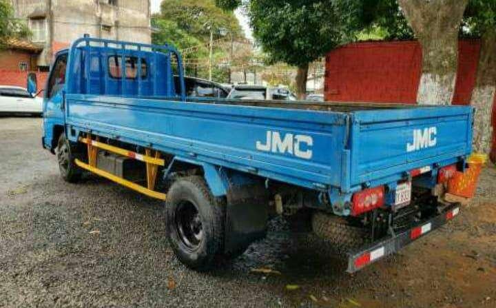 JMC 2013 mecánico diésel - 9