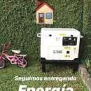 Generador Eléctrico Diésel 5.5 KVA Automático - 1