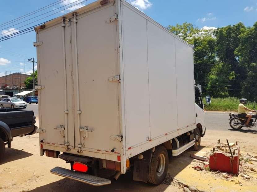 Nissan dutro 2.001. furgon termico. - 2
