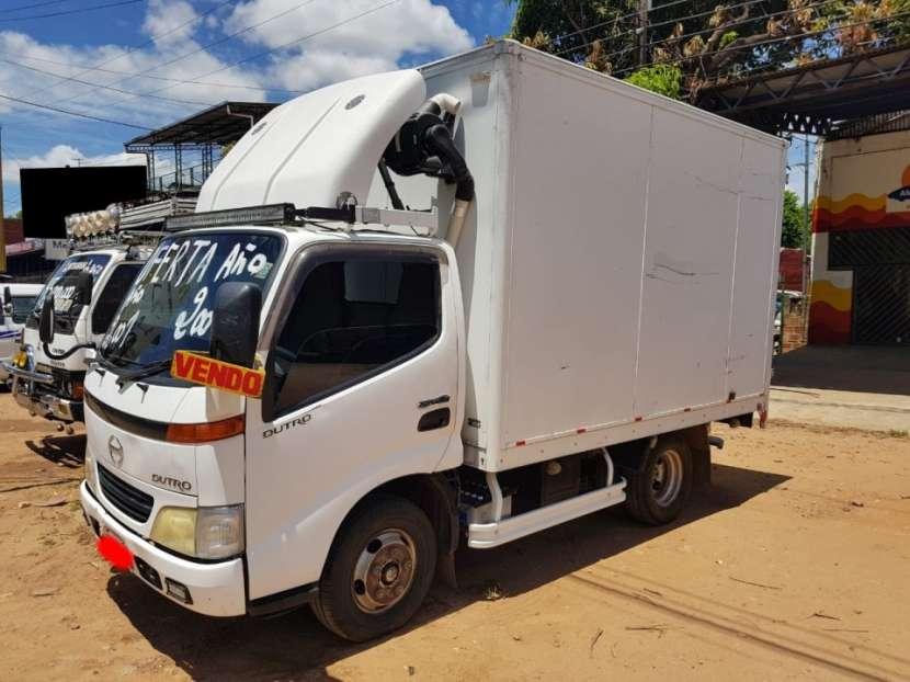 Nissan dutro 2.001. furgon termico. - 0