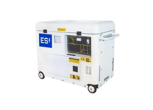 Generador Eléctrico Diésel 5.5 KVA Automático - 0