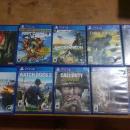 Discos de PS4 - 2