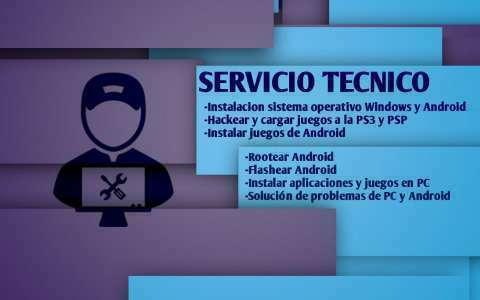 Servicio técnico de sistemas a domicilio - 0
