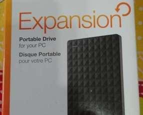 Disco externo Seagate 2 TB