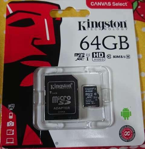 Tarjetas de memoria micro SD - 2