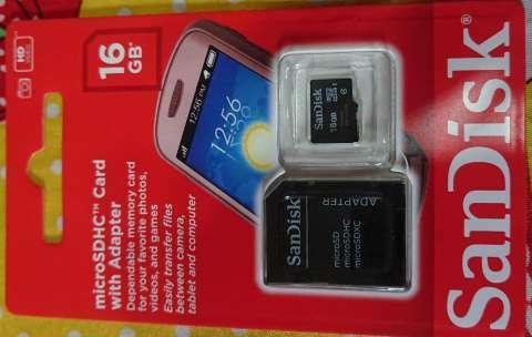Tarjetas de memoria micro SD - 3