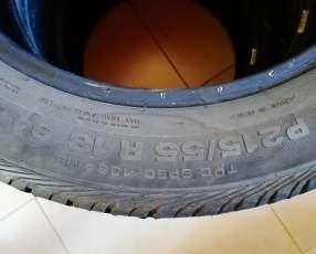 Cubiertas para chevrolet tracker 215/55/18
