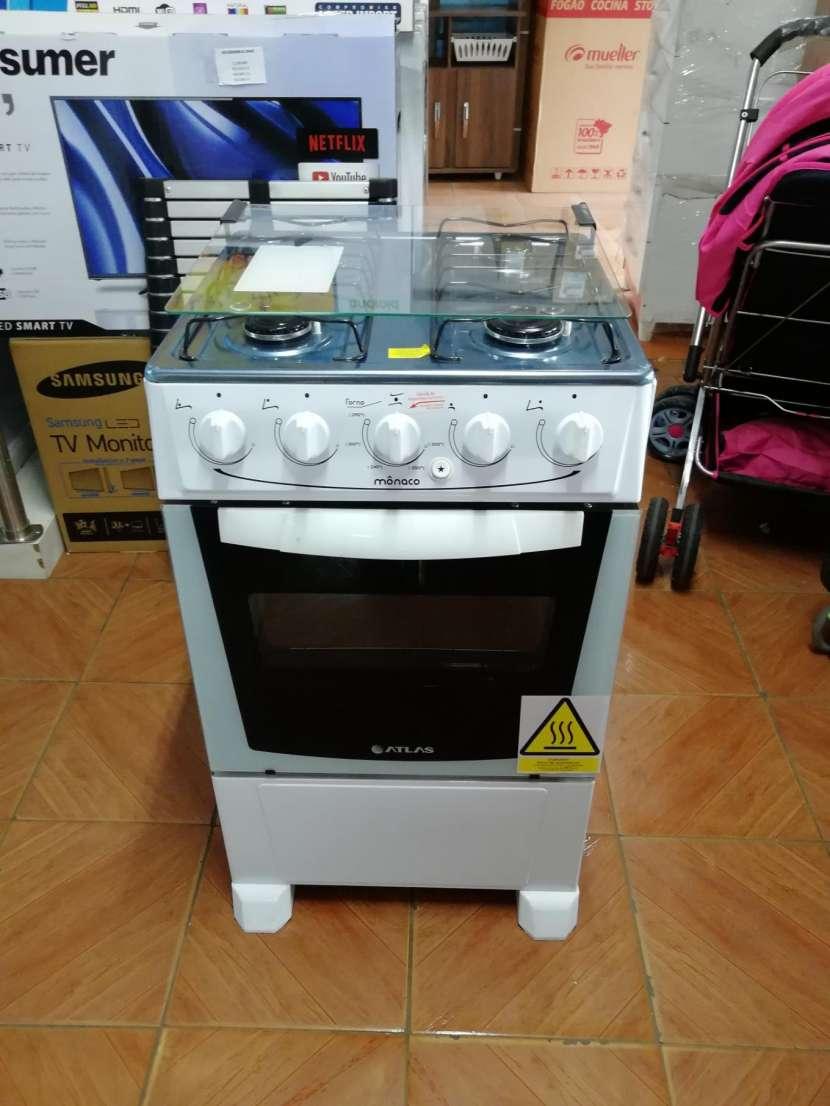 Cocina Atlas con encendido eléctrico - 0