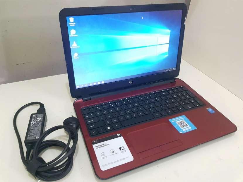 Notebook hp 15 - 0