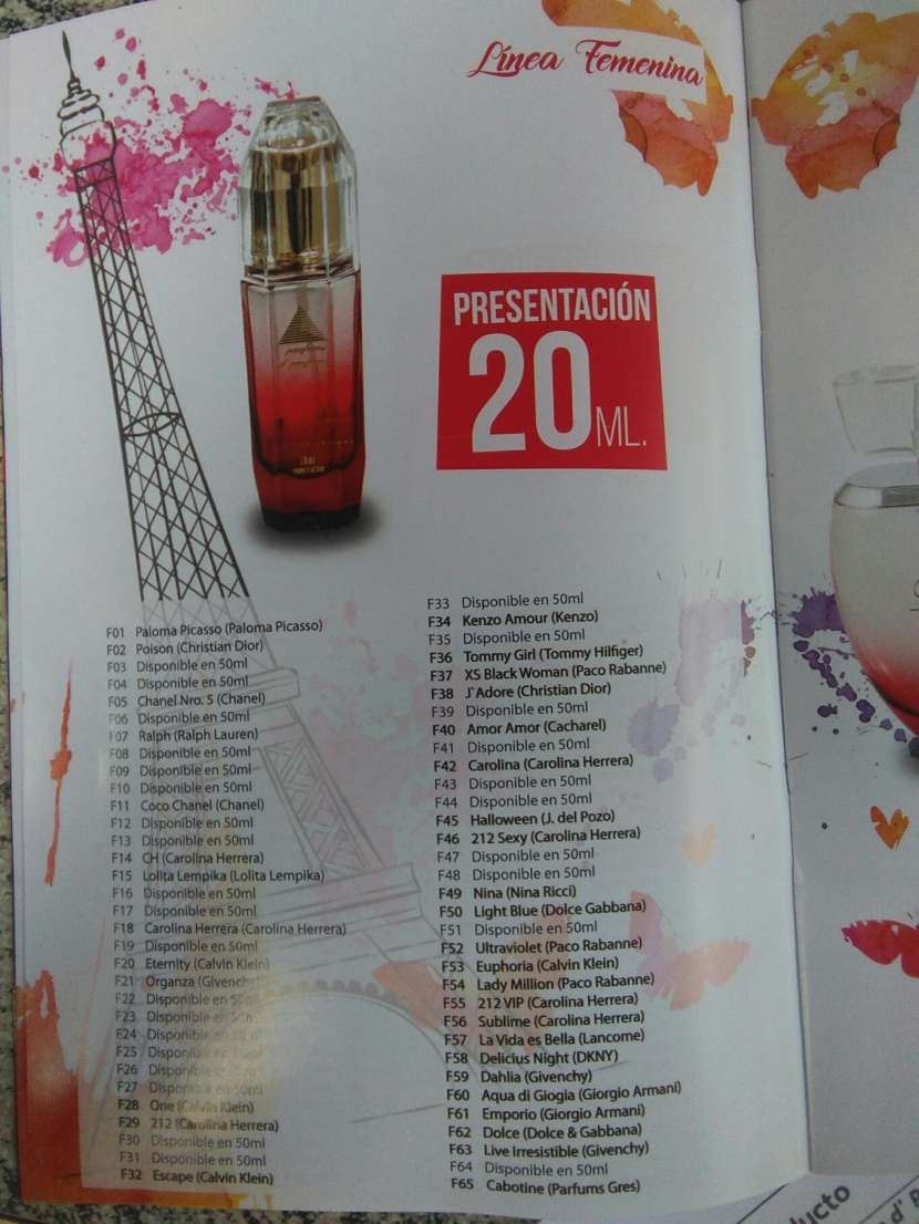 Perfumes - 0