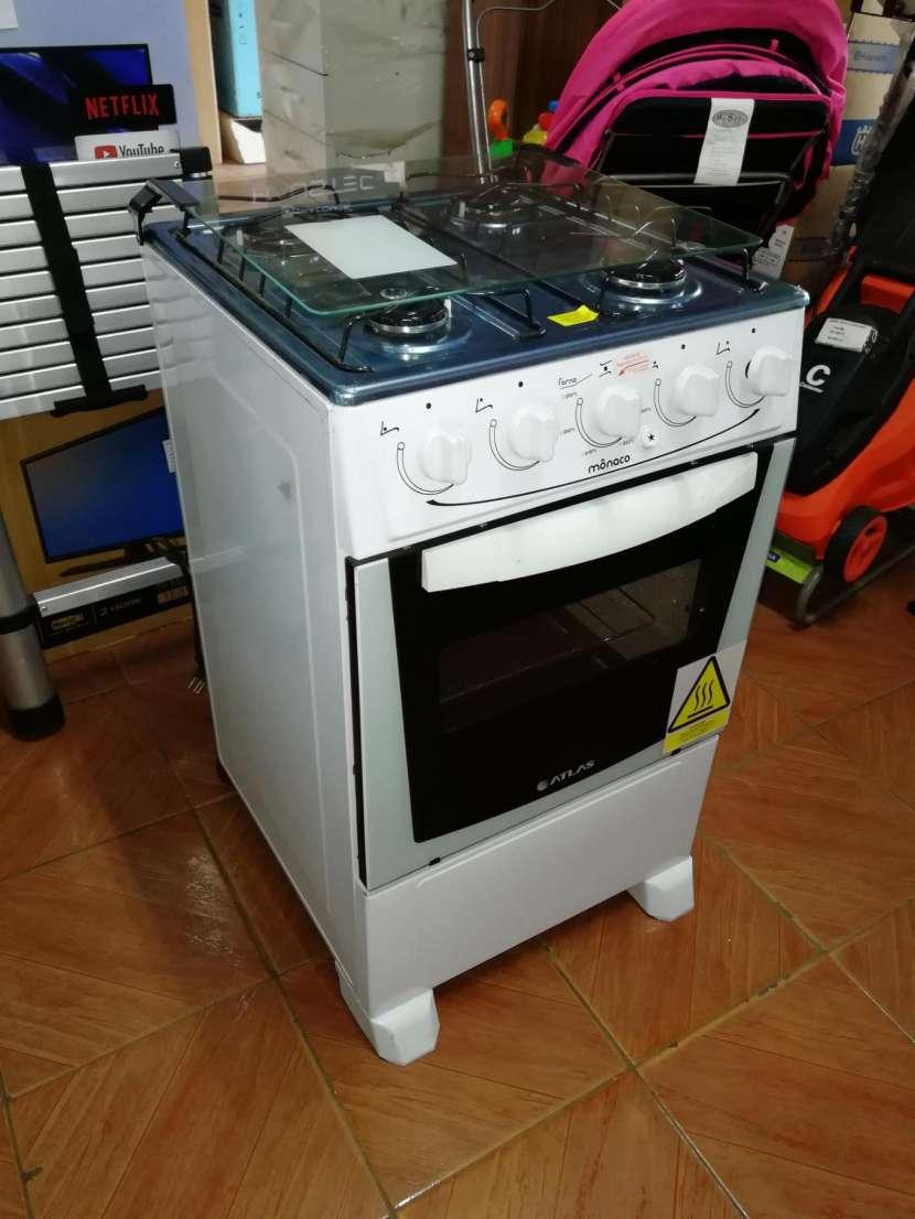 Cocina Atlas con encendido eléctrico - 1