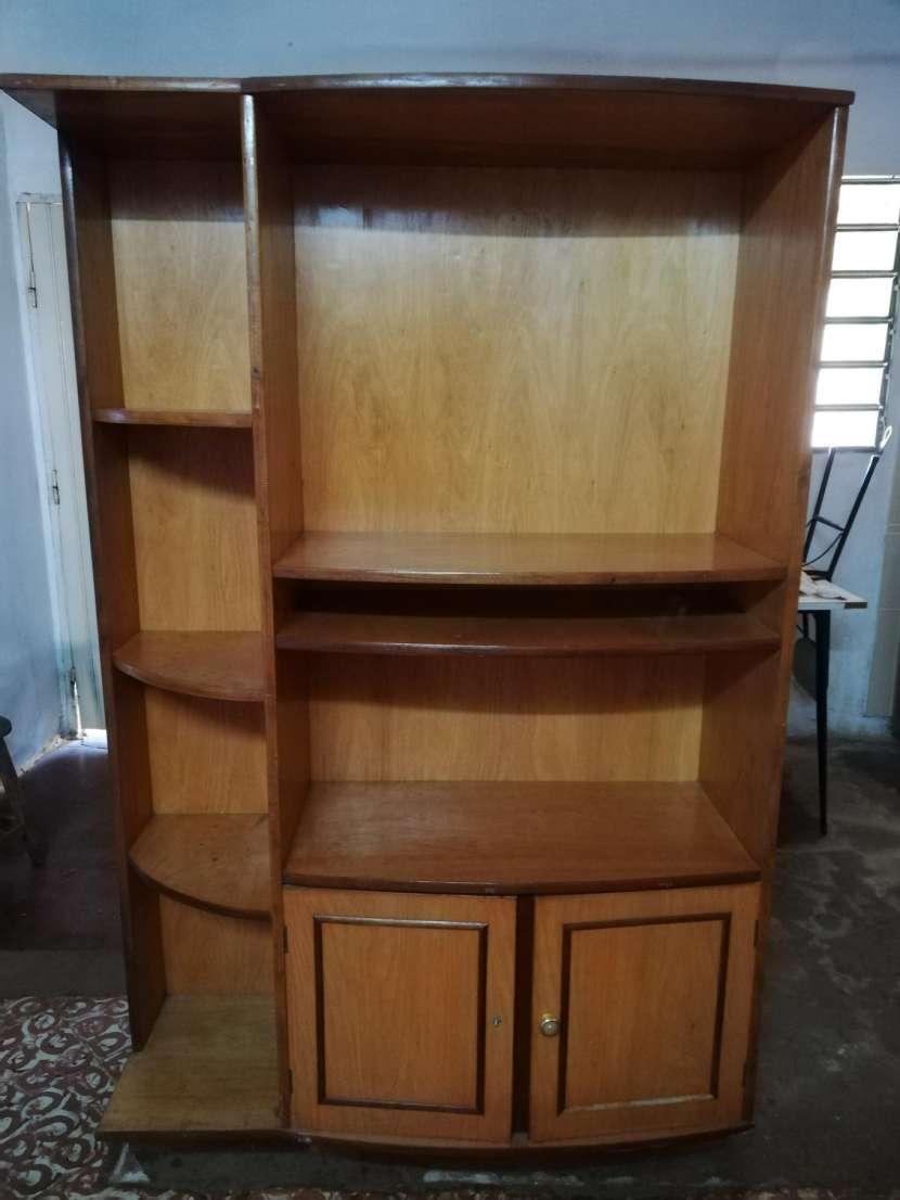 Mueble para TV y equipo de sonido - 2
