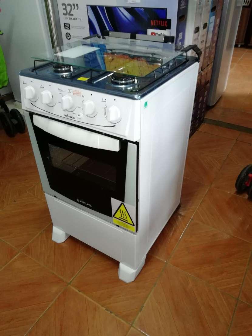 Cocina Atlas con encendido eléctrico - 2