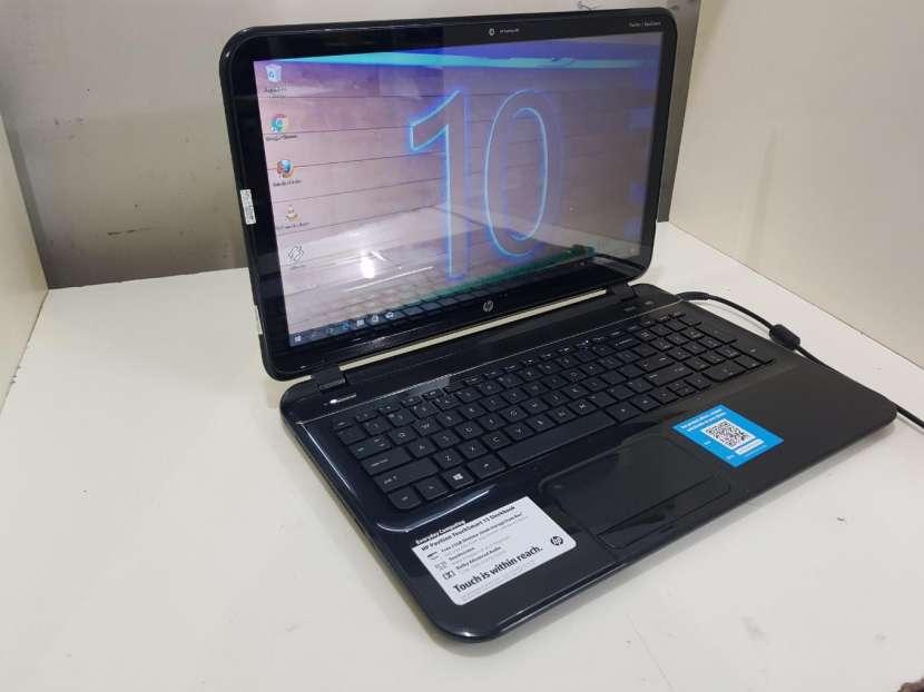 Notebook hp pavilion tactil - 2
