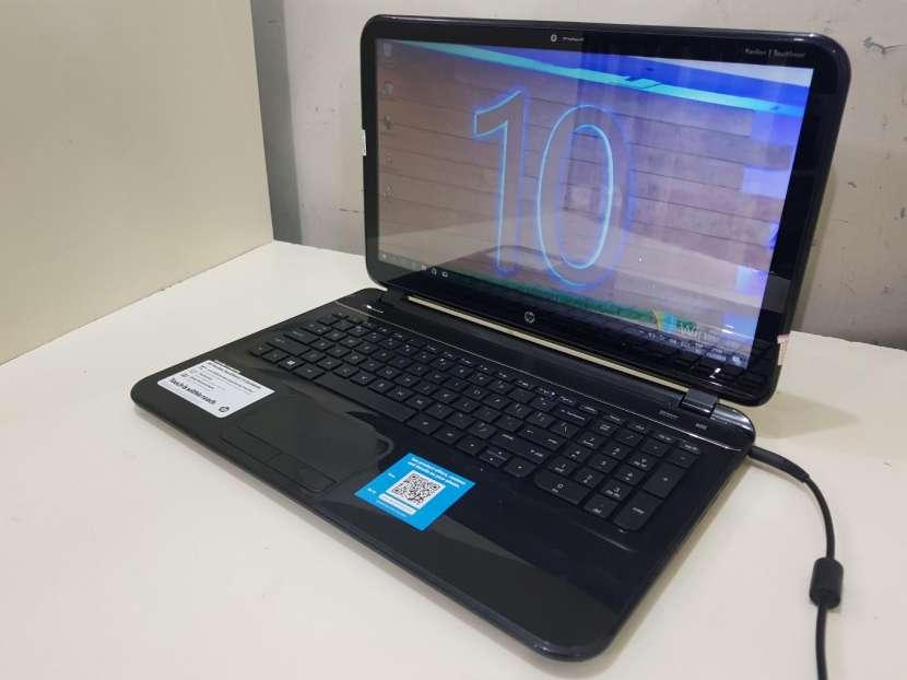 Notebook hp pavilion tactil - 3
